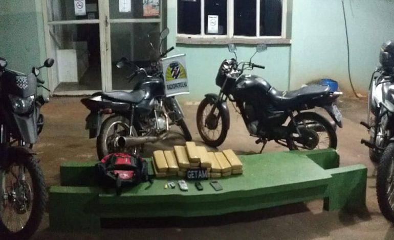 """Equipes da Polícia Militar """"derrubam casinha"""" de traficantes em Aquidauana"""