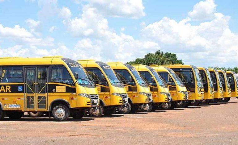 Convênio do transporte escolar prevê R$ 32 milhões para prefeituras de MS