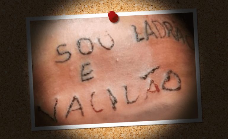 Dupla que tatuou testa de adolescente é condenada