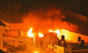 Israel acusa palestinos de atearem fogo ao túmulo do Patriarca José