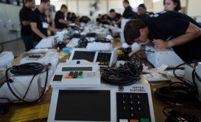 TSE encontra três falhas no sistema da urna eletrônica durante teste
