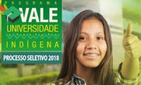 Inscrições para o Vale Universidade Indígena já estão abertas