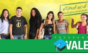 Vale Universidade lança edital e inscrições começam dia 8 de abril