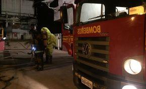 Vazamento de gás amônia causa pânico em bairro de Corumbá