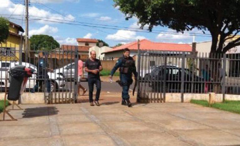 Vereador é preso suspeito de agredir a esposa