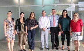 João Rocha e Paulo Corrêa visitam Casa da Mulher Brasileira e destacam apoio no combate à violência contra a mulher