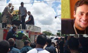 Corpo de Policial Civil assassinado foi levado para Brasília