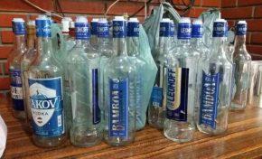 Dupla é presa por promover festa para menores com bebida alcoólica