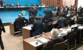 Aprovada em 1ª votação na Assembleia reforma da Previdência dos Servidores