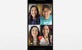 WhatsApp libera chamadas de vídeo com até 4 participantes em grupos