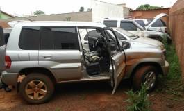 Homem é preso em Pajero com 680 kg de maconha