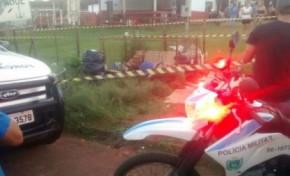 Rapaz é executado em Ponta Porã