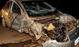 Agente penitenciário sai ileso de acidente e acaba preso por dirigir embriagado