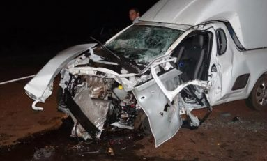 Douradense morre em acidente fatal na BR- 376