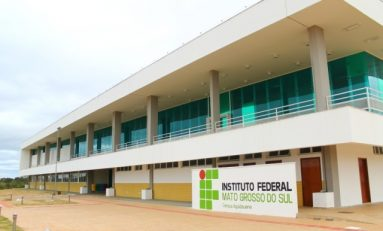 Instituto Federal de MS abre 1.060 vagas em cursos técnicos