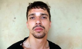 Homem é preso após praticar furto em supermercado
