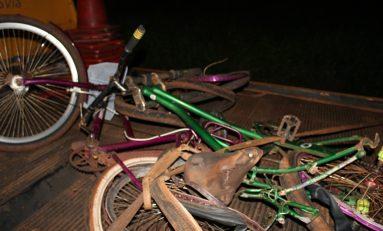 Ciclista é atingido por carro, morre e motorista foge sem prestar socorro